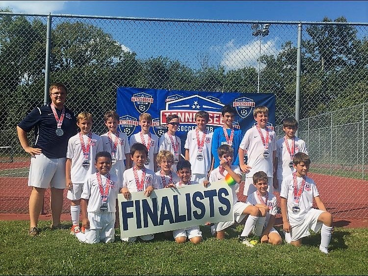 Battleground finalists, 2006 Boys Blue!