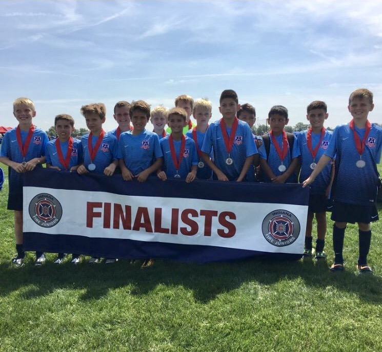 2007 Boys White, Grand Park Finalists!