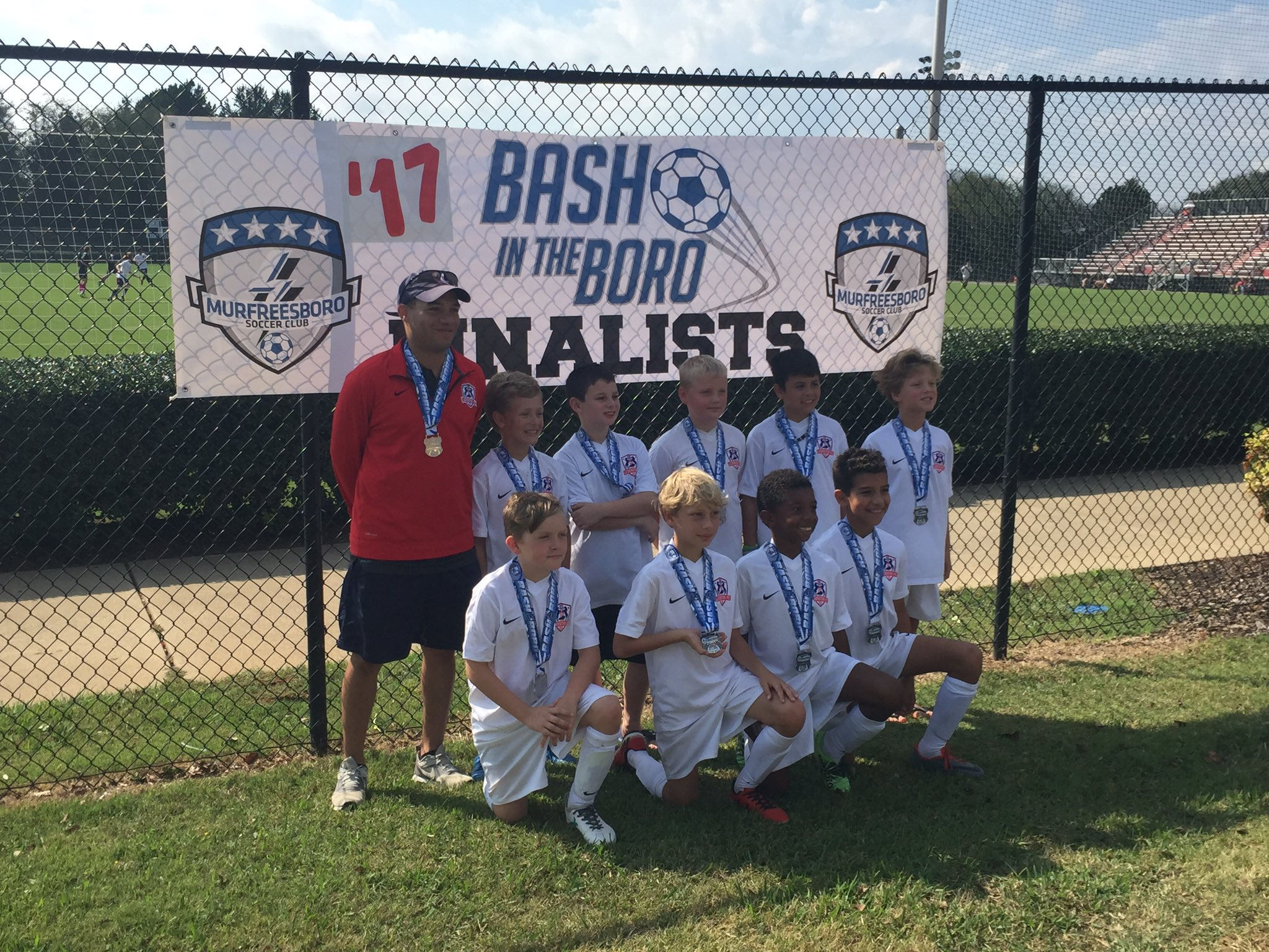 2008 Boys Blue are Finalists at Bash in the Boro!