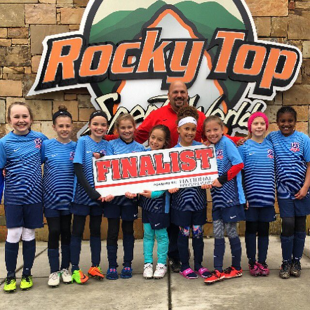 2008 Girls Blue Finish as Finalists!